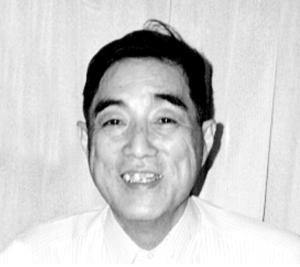 梅田忠之初代会長